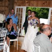 Reception, Rustic wedding