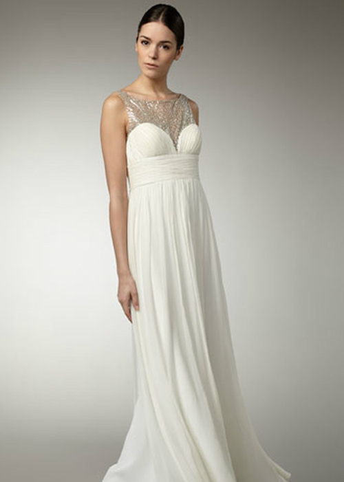 8 gorgeous bridal gowns under 500 weddingbells for Neiman marcus dresses for weddings