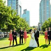 Bridal party, Travel themed wedding
