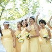 Bridal party, Vintage elegant wedding