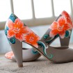 Shoes, beach wedding