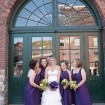 Bridal party, Urban wedding