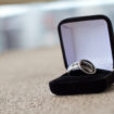 Rings, Beach wedding