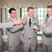 Groomsmen, Garden wedding