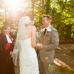 Ceremony, Garden wedding