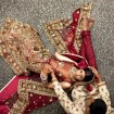 Bride and groom, Indian wedding