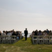 Ceremony, outdoor wedding