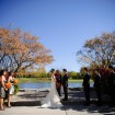 Ceremony, Fall wedding