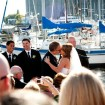 Ceremony, Lakeside wedding