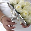 bridal bouquet holder