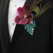 Boutonniere, Destination wedding