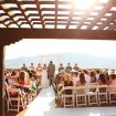Ceremony, vineyard wedding