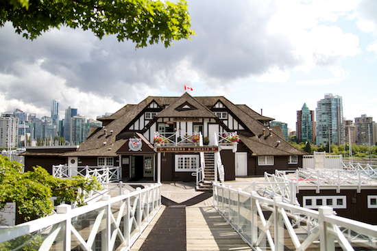 Vancouver Wedding Places