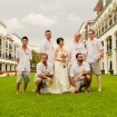 Bridal party, Destination wedding