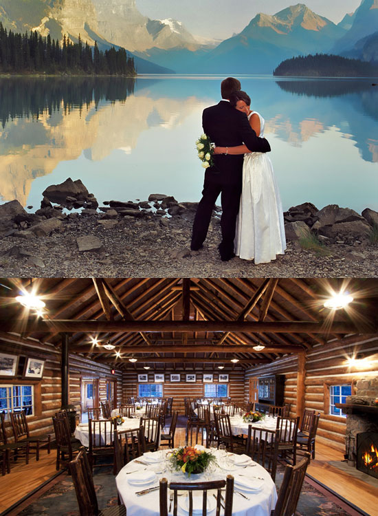 Wedding venues in canada breathtaking locations from for Local venues for weddings