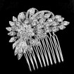 Swarovski crystal hair comb