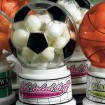 Soccer Theme Miniature Sports Gumball Machine