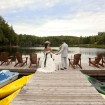 Blueberry Lake Wedding