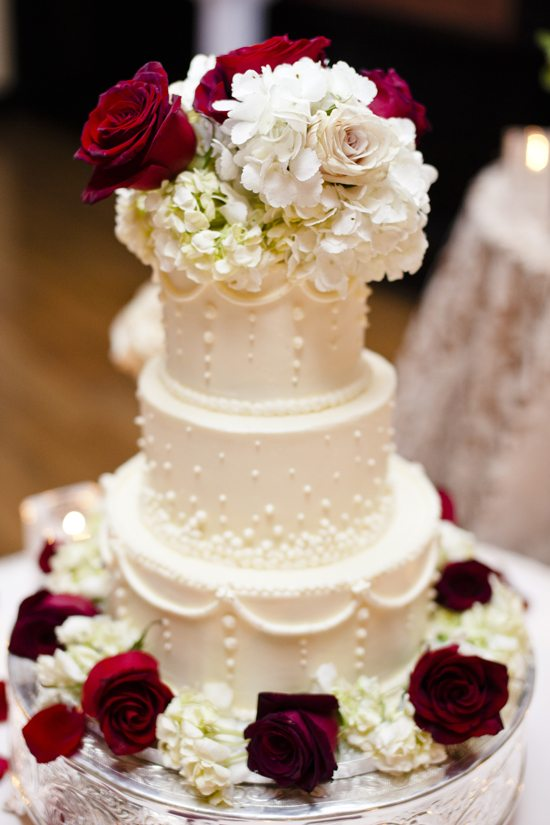 20 Unforgettable Real Wedding Cakes