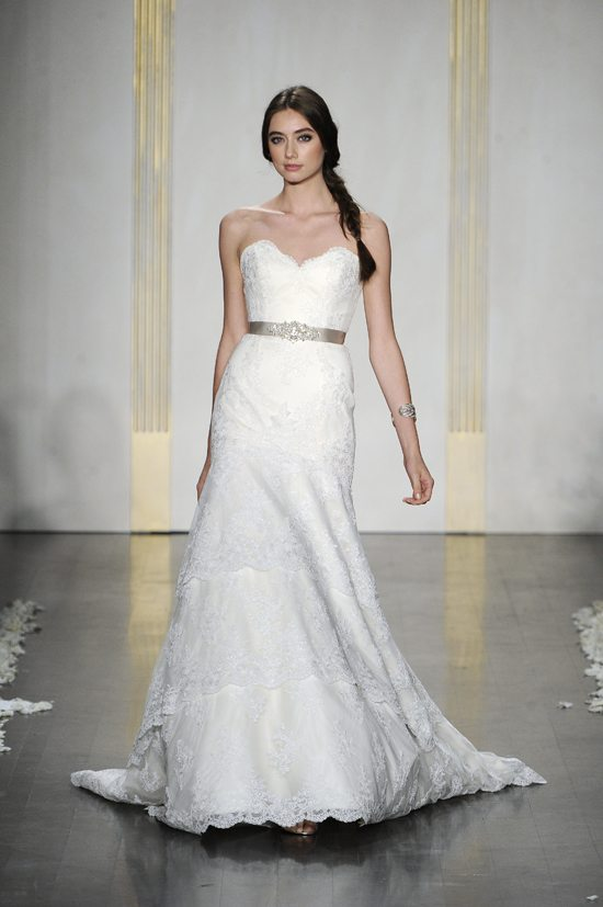 15 Lace Wedding Gowns We Love