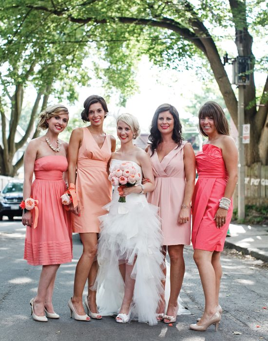 Playful New Ways To Style Your Bridesmaids | Weddingbells