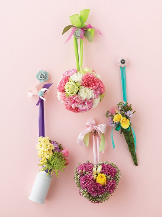 21 Ways To Let Spring Inspire Your Wedding Day
