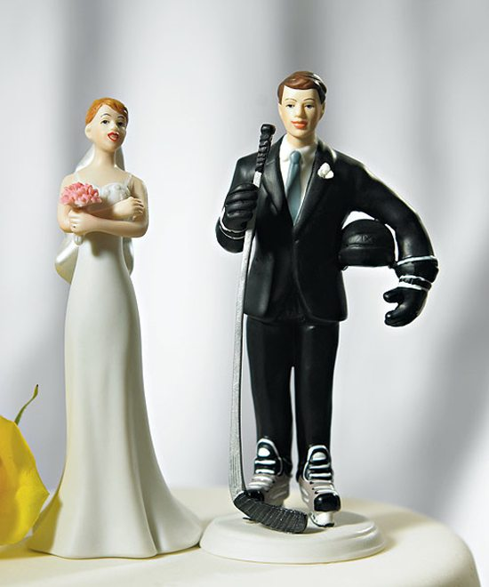 wedding bell cake toppers