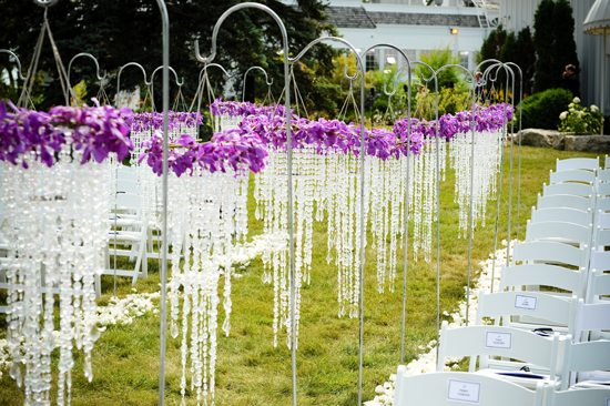 Outside Wedding Ceremony Decorations: Outdoor Décor 5