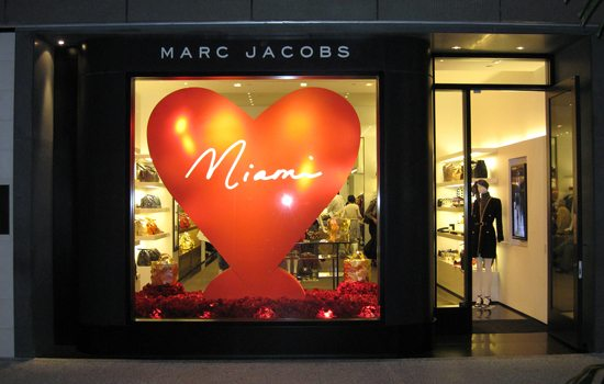Bal Harbour Shops Marc Jacobs