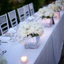 A Romantic Garden Wedding In Barbados