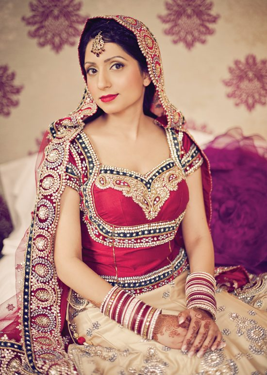 Astonishing A Modern Sikh Wedding In Vancouver Weddingbells Hairstyle Inspiration Daily Dogsangcom