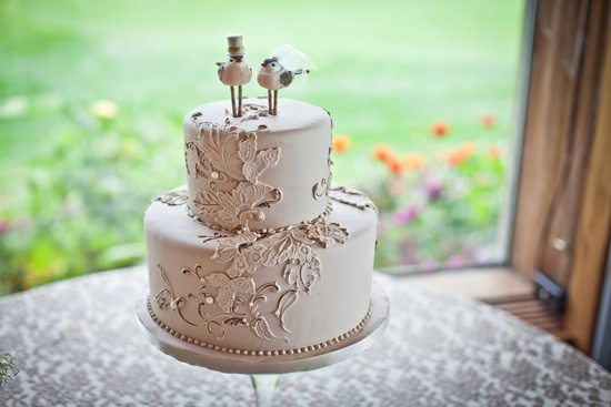 Find A Wedding Cake To Match Your Bridal Personality