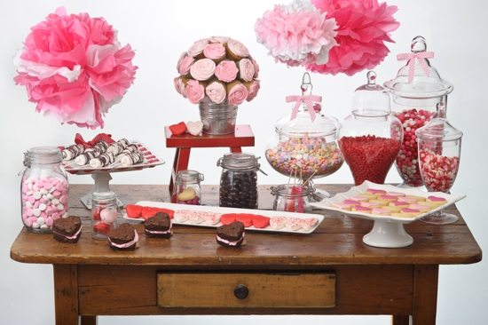 How To Design A Stunning Sweet Table