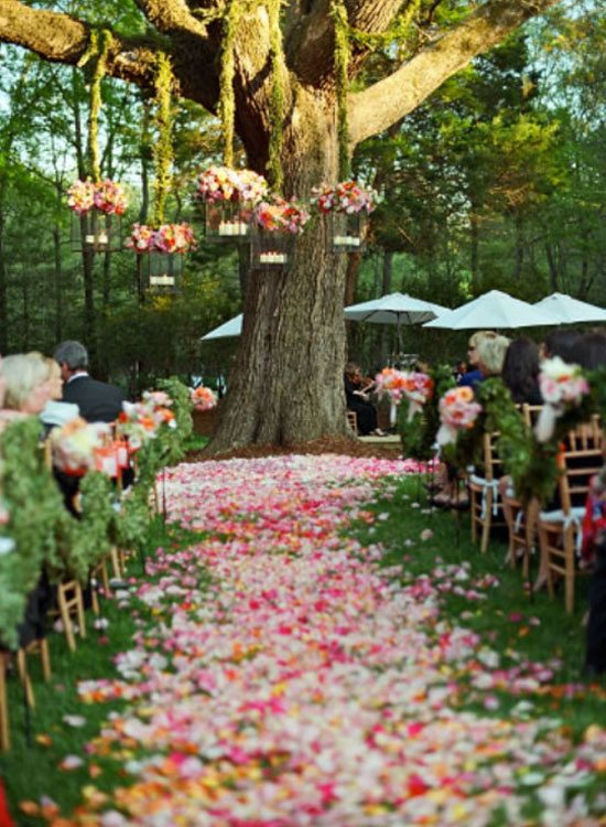 Ideas From Celebrity Wedding Planners That You Can Copy