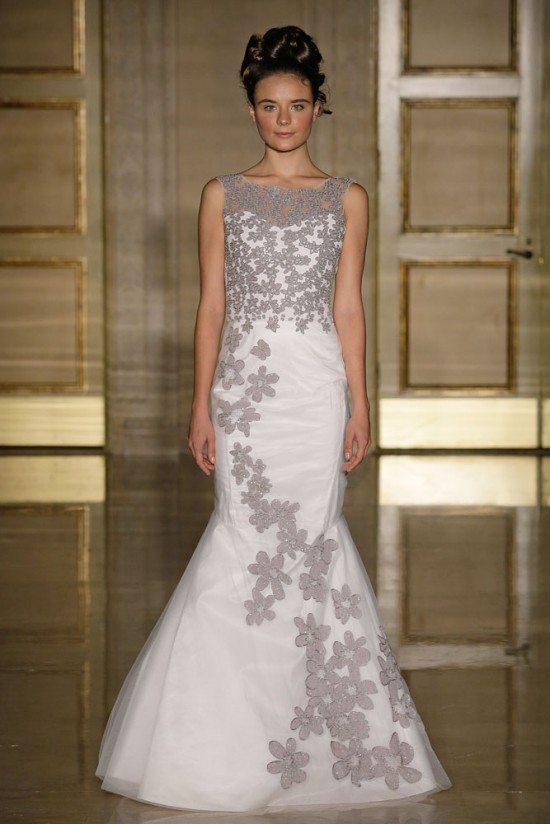 Douglas Hannant Fall 2013 Bridal Collection