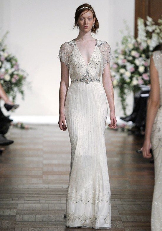 Wedding dresses the 15 biggest bridal fashion trends for for Jenny packham wedding dresses 2013