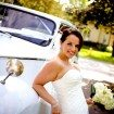 bride-and-car