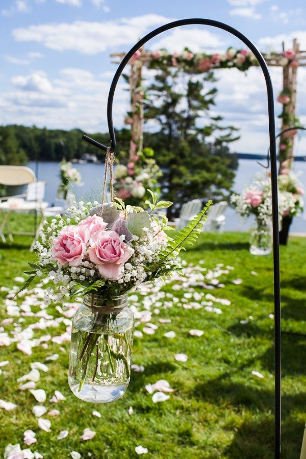 A Vintage Garden Wedding In Muskoka Weddingbells