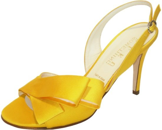Yellow Shoes Photo (2 of 6) | The Wedding Lens