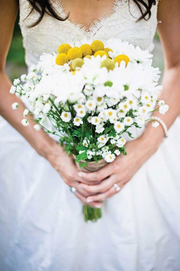8 Photos We Love The Look Of Unbridled Wedding Flowers