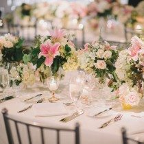 A Vintage Garden Wedding In Toronto, Ontario
