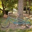 diy-outdoor-wedding-tandem-bicycle-2