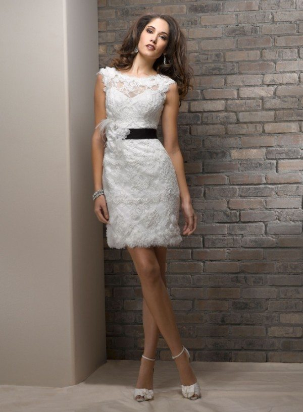 short wedding dresses 50 stylish options for your day