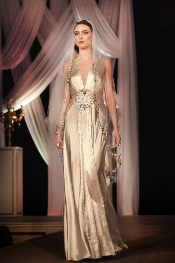 The Bridal Dress Wedding Dress Trend Gatsby Style