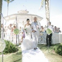 A Chic Beach Wedding in Punta Cana