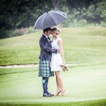 An Intimate Scottish Wedding in Paris, Ontario