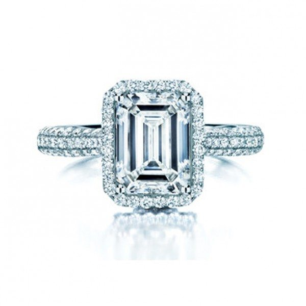 modern engagement rings for the style savvy