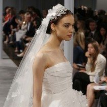 Gorgeous Bridal Veils Straight Off The Runways