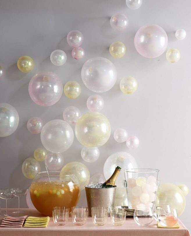 Incredible Bridal Shower Balloon Decoration Ideas 657 x 809 · 121 kB · jpeg
