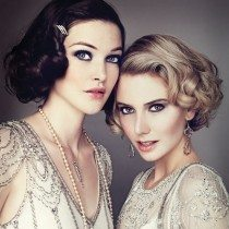 Great Gatsby Wedding Makeup Inspiration
